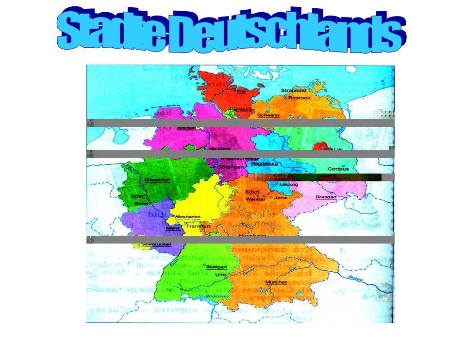 Stadte Deutschlands
