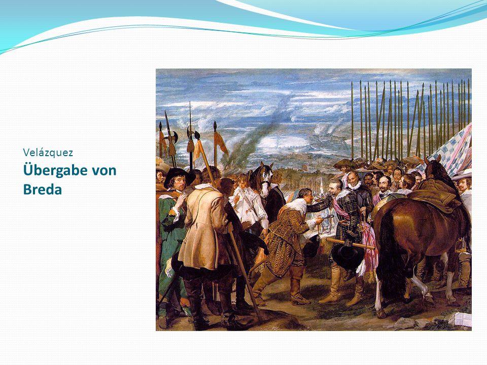 Velázquez Übergabe von Breda