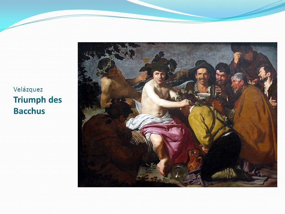 Velázquez Triumph des Bacchus