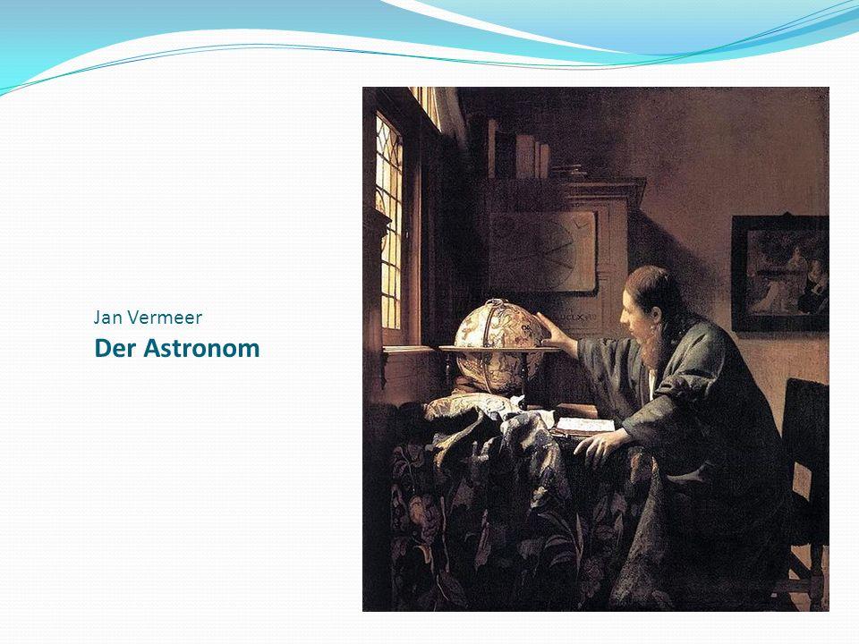 Jan Vermeer Der Astronom