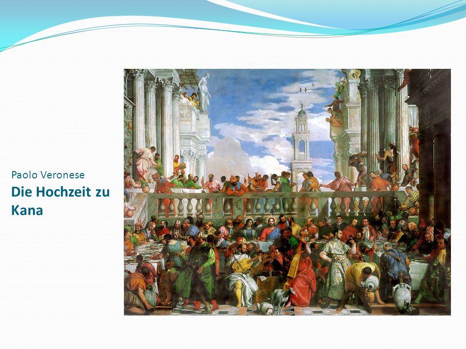 Paolo Veronese Die Hochzeit zu Kana