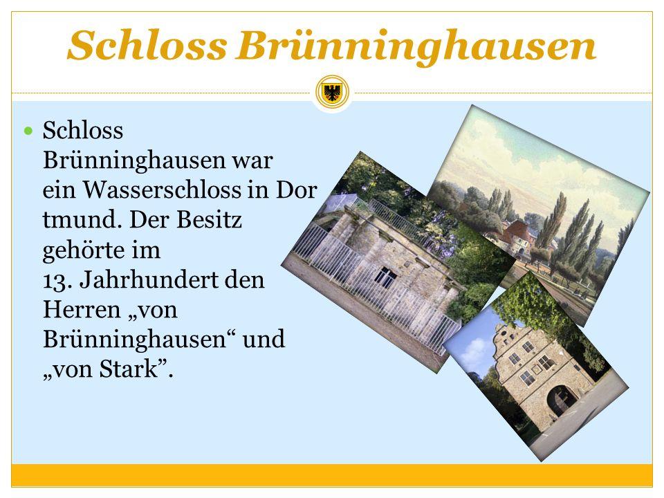 Schloss Brünninghausen