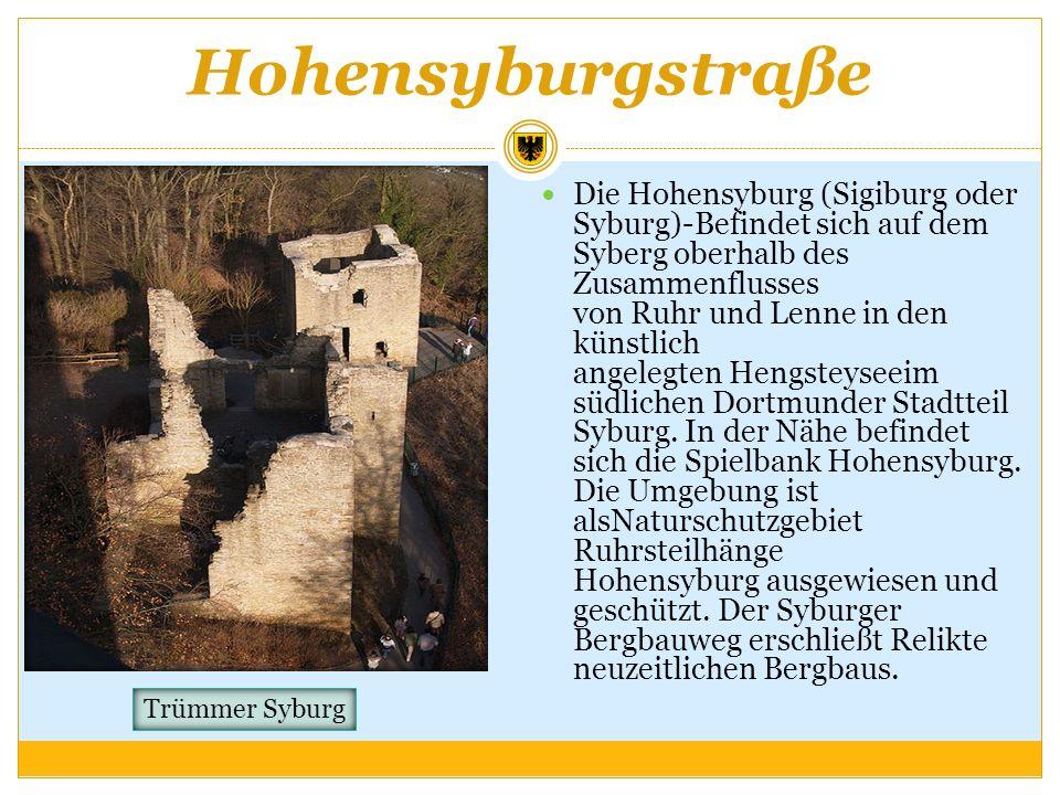 Hohensyburgstraße