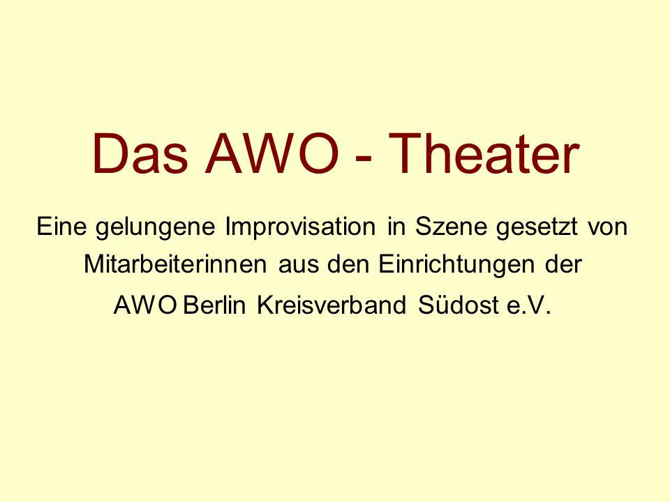 AWO Berlin Kreisverband Südost e.V.