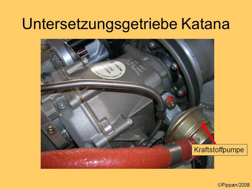 Untersetzungsgetriebe Katana