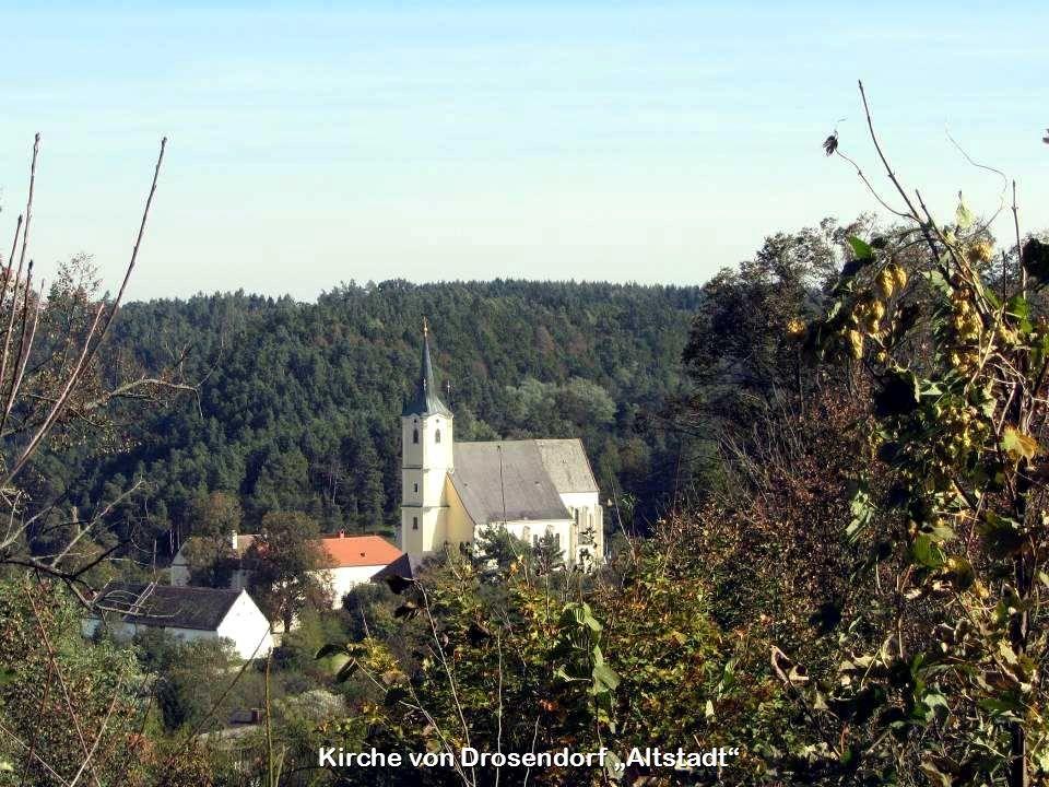 """Kirche von Drosendorf """"Altstadt"""