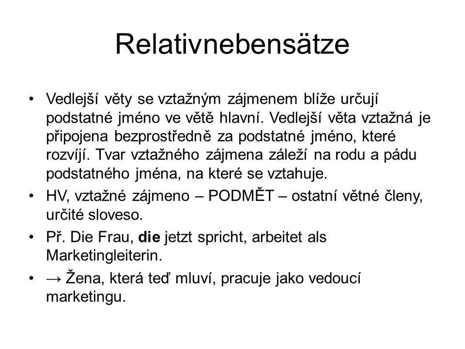 Relativnebensätze
