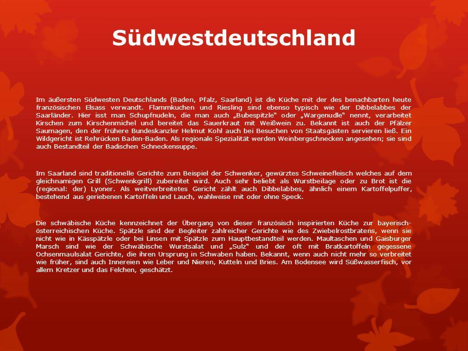 Südwestdeutschland