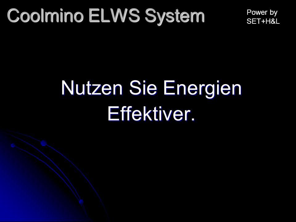 Nutzen Sie Energien Effektiver.