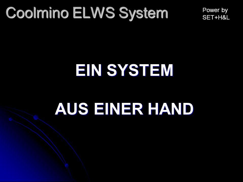 EIN SYSTEM AUS EINER HAND