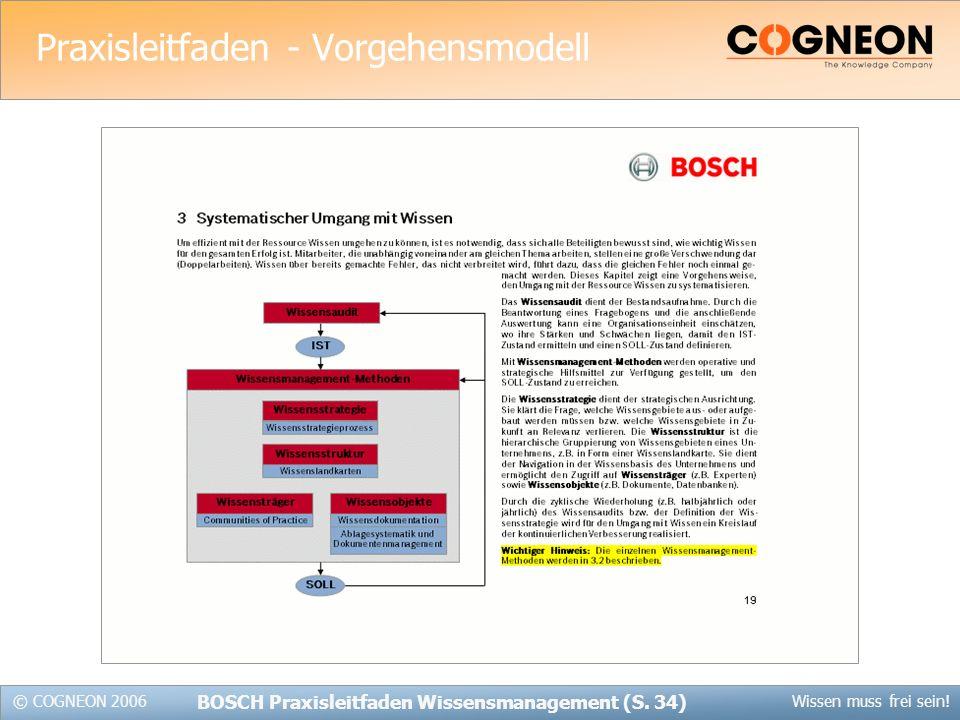 Praxisleitfaden - Vorgehensmodell