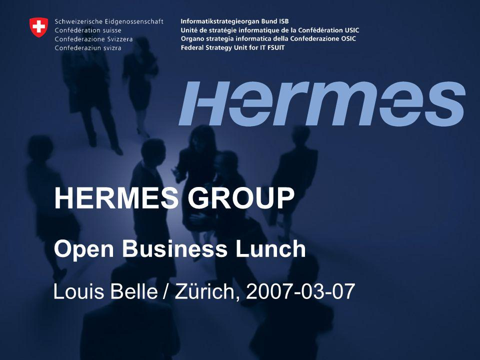 HERMES GROUP Open Business Lunch