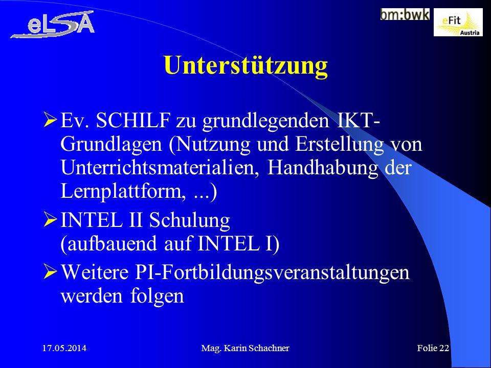 Unterstützung Ev. SCHILF zu grundlegenden IKT-Grundlagen (Nutzung und Erstellung von Unterrichtsmaterialien, Handhabung der Lernplattform, ...)