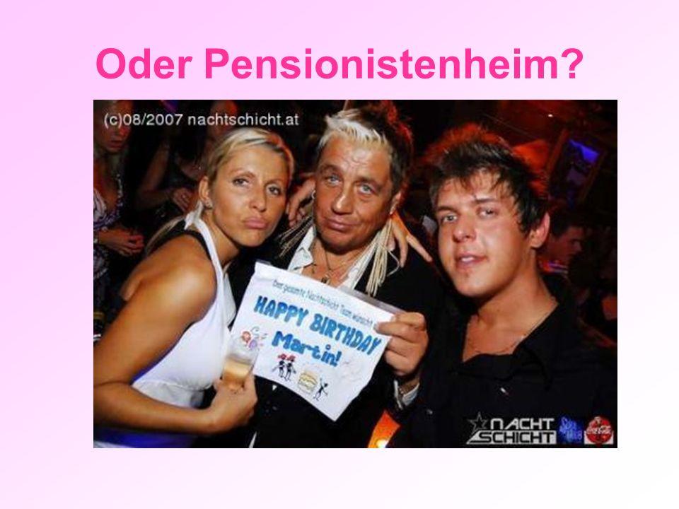 Oder Pensionistenheim