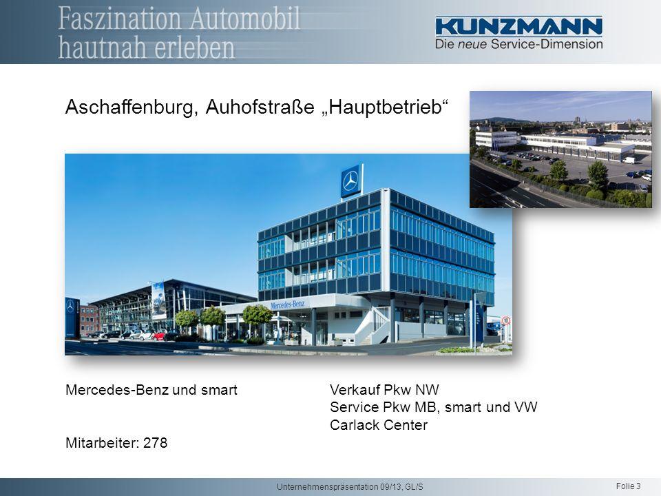 """Aschaffenburg, Auhofstraße """"Hauptbetrieb"""