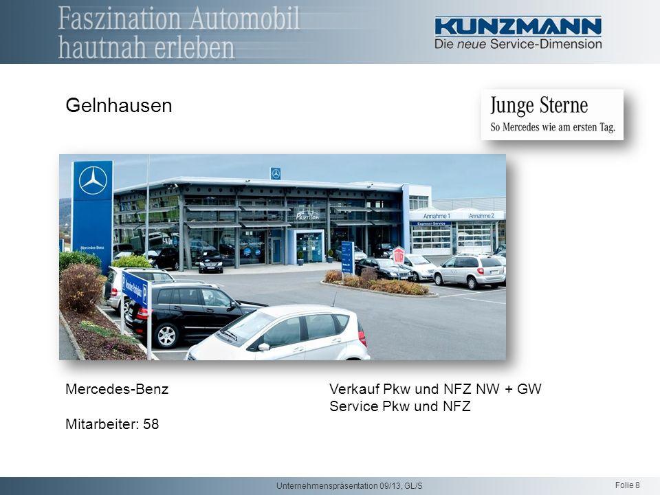 Gelnhausen Mercedes-Benz Verkauf Pkw und NFZ NW + GW
