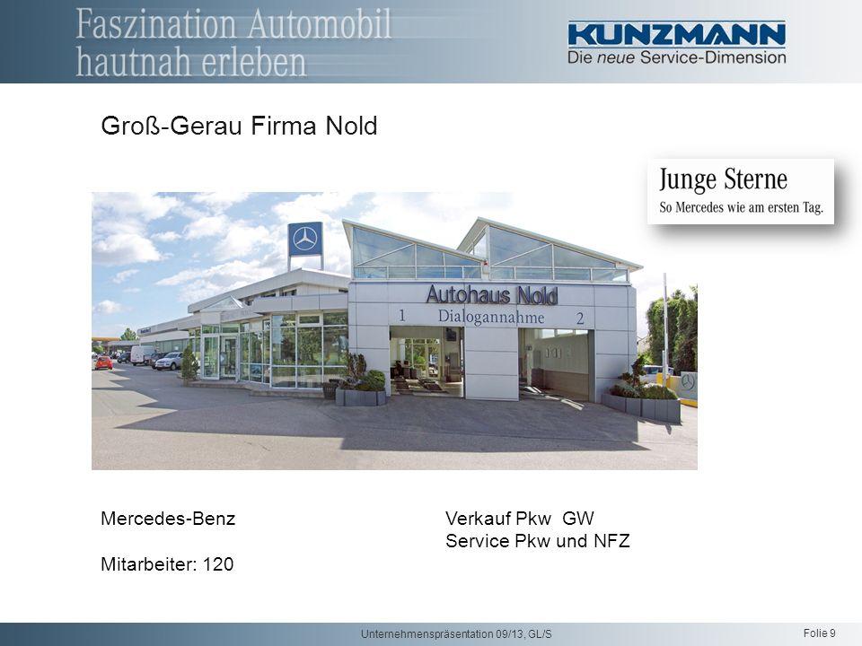 Groß-Gerau Firma Nold Mercedes-Benz Verkauf Pkw GW Service Pkw und NFZ