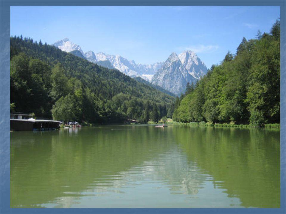 Der gröβte See in Deutschland ist ... .