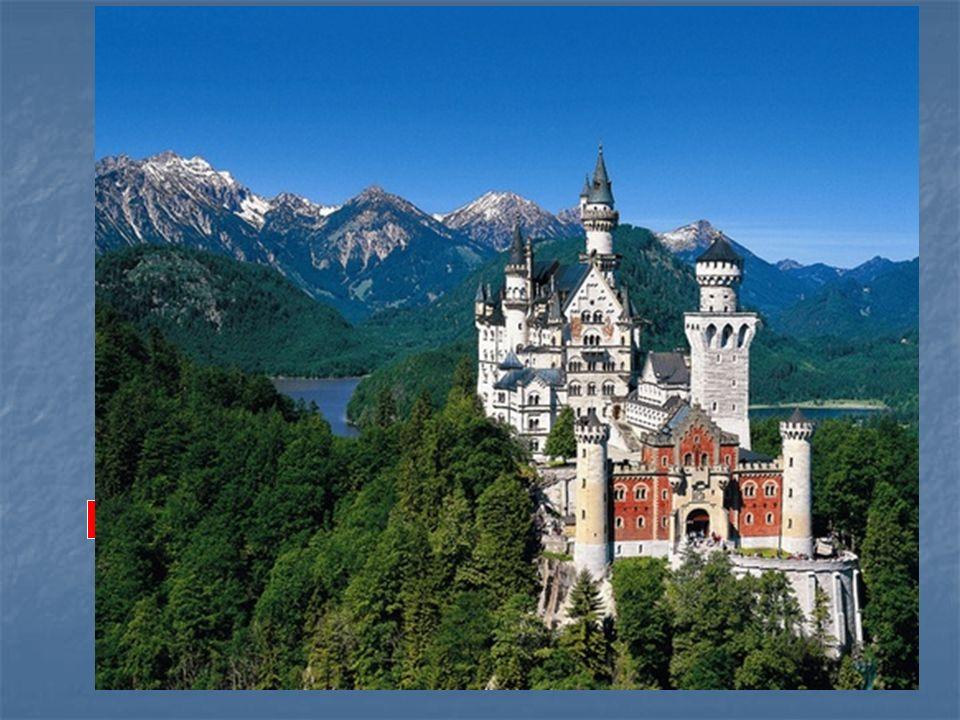 Welches Schloss wurde zum Symbol für Disneyland