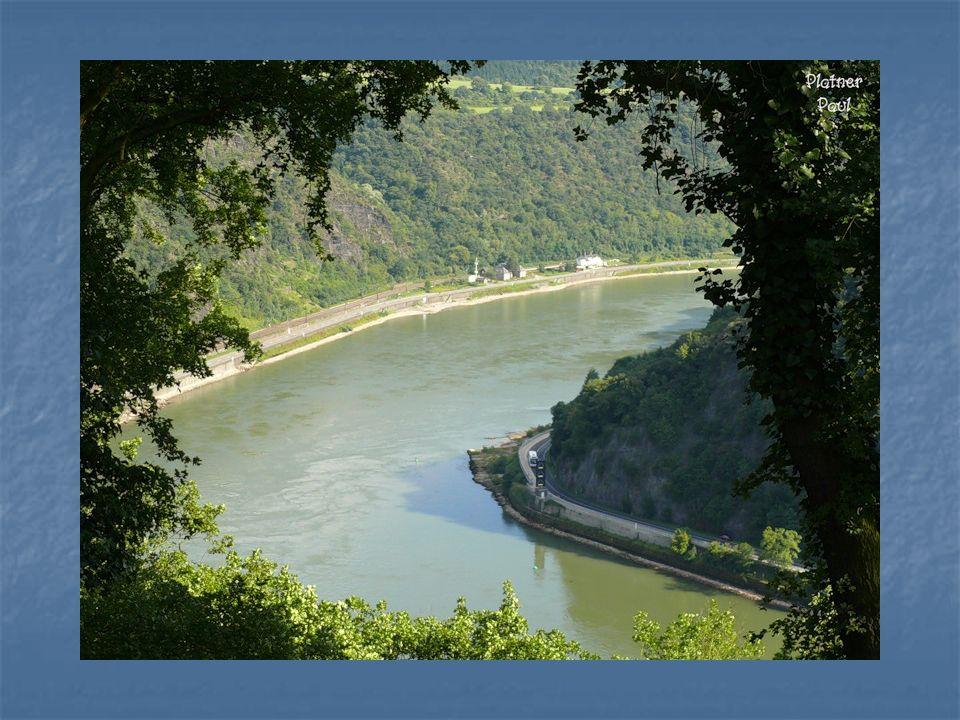 Der längste Fluss der BRD heiβt ...
