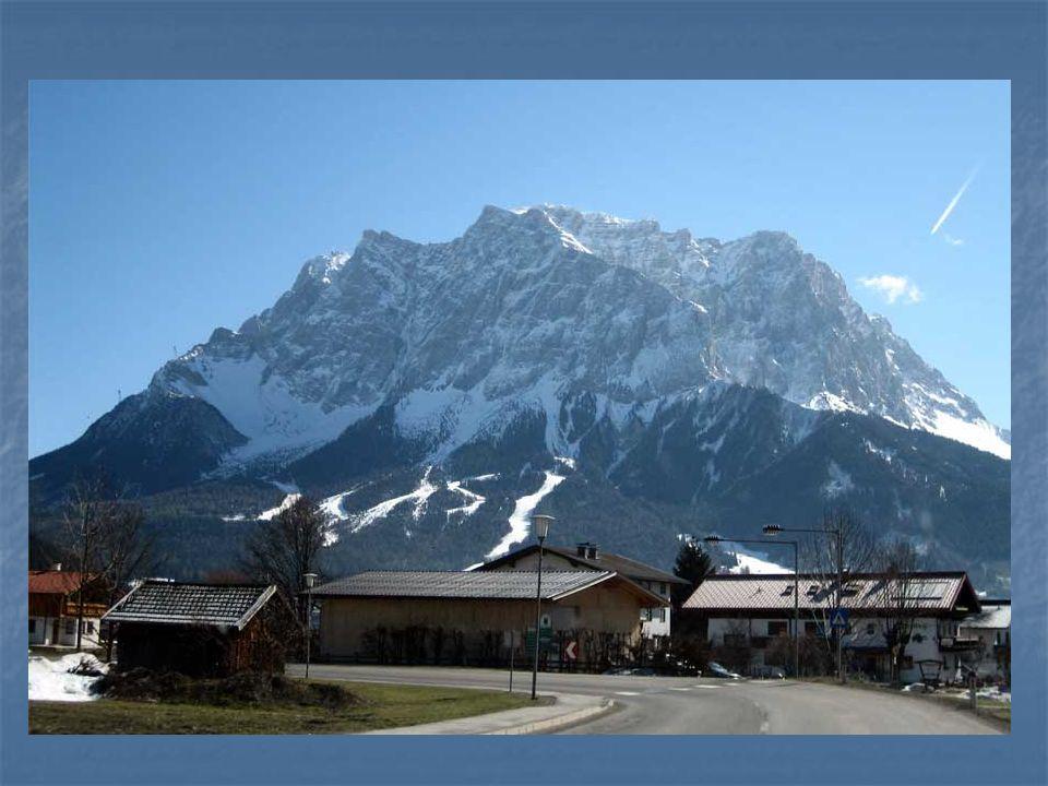 Der höchste Berg in Deutschland ist ...