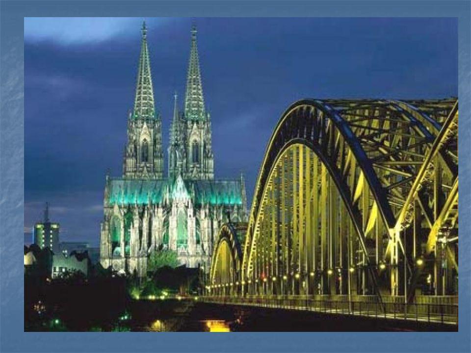 "Durch ""Eau de Cologne ist die Stadt ... bekannt."