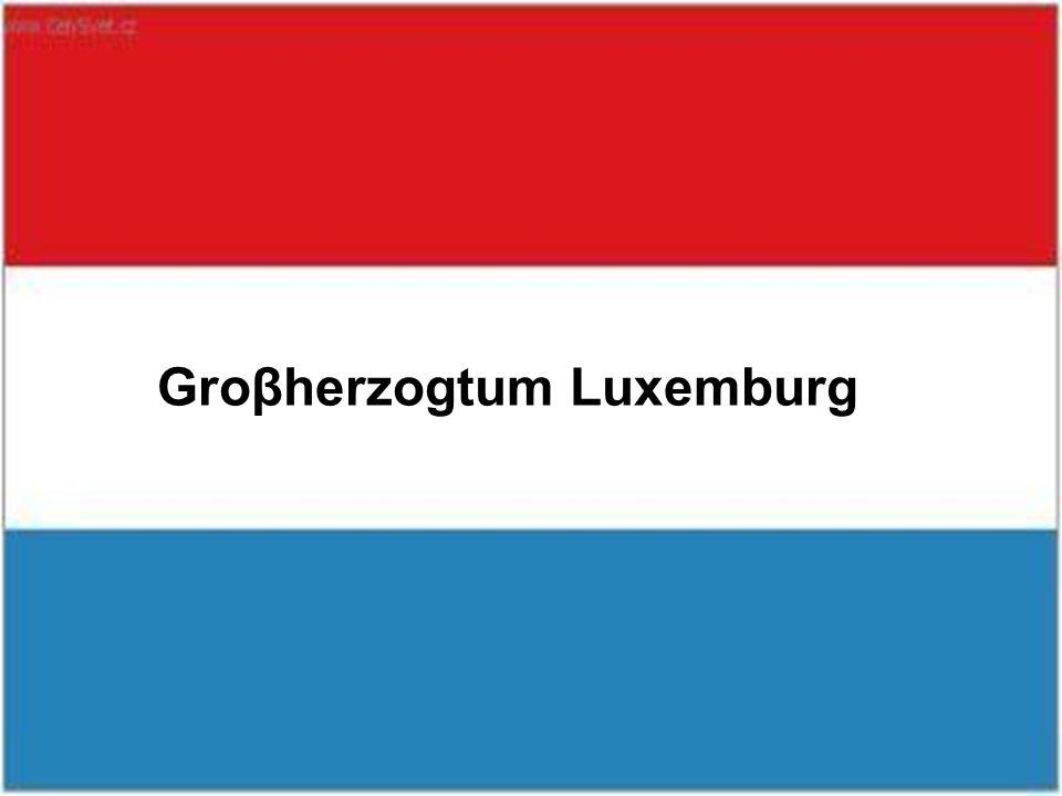 Groβherzogtum Luxemburg