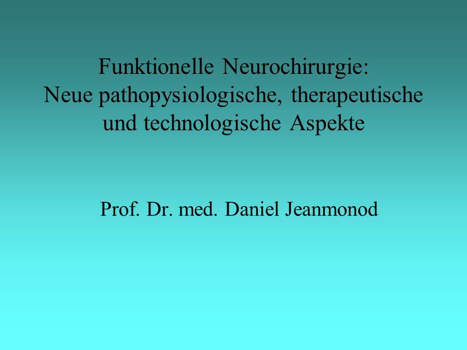 Prof. Dr. med. Daniel Jeanmonod