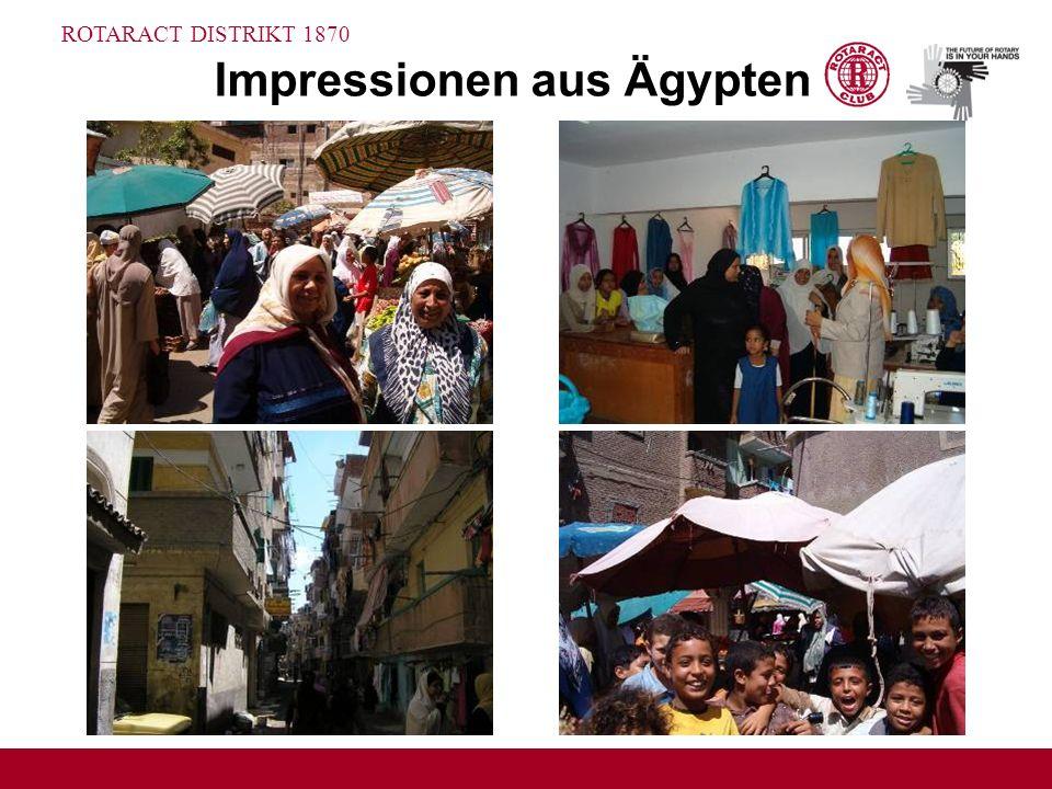 Impressionen aus Ägypten