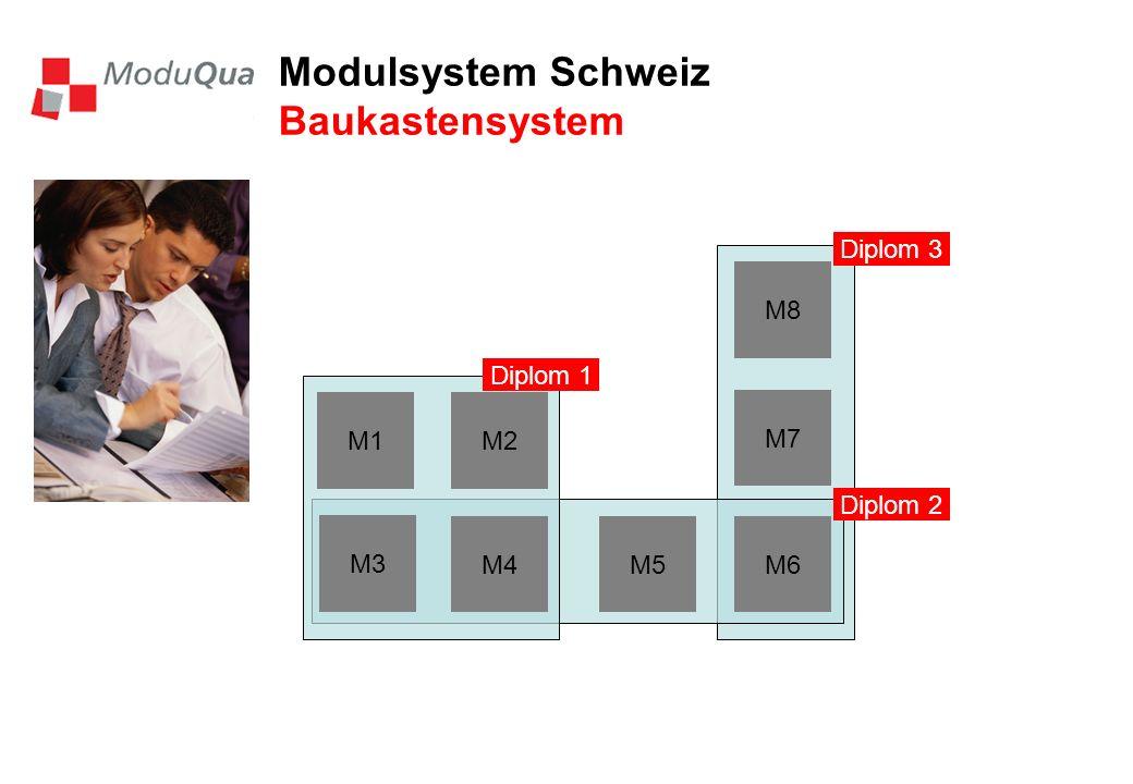 Modulsystem Schweiz Baukastensystem