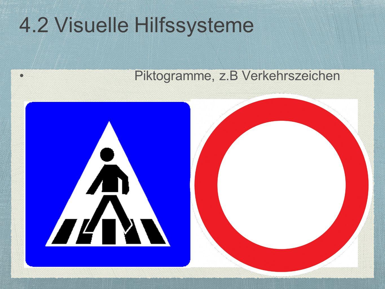 4.2 Visuelle Hilfssysteme