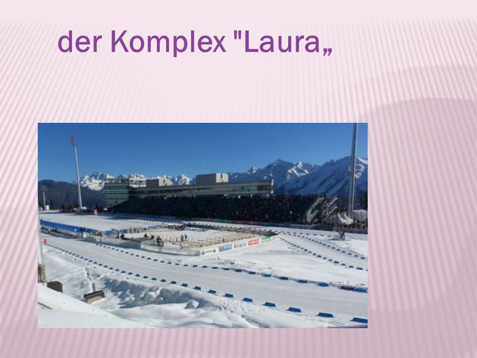 """der Komplex Laura"""""""