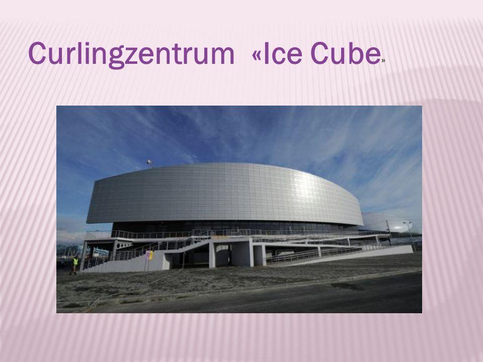 Curlingzentrum «Ice Cube»