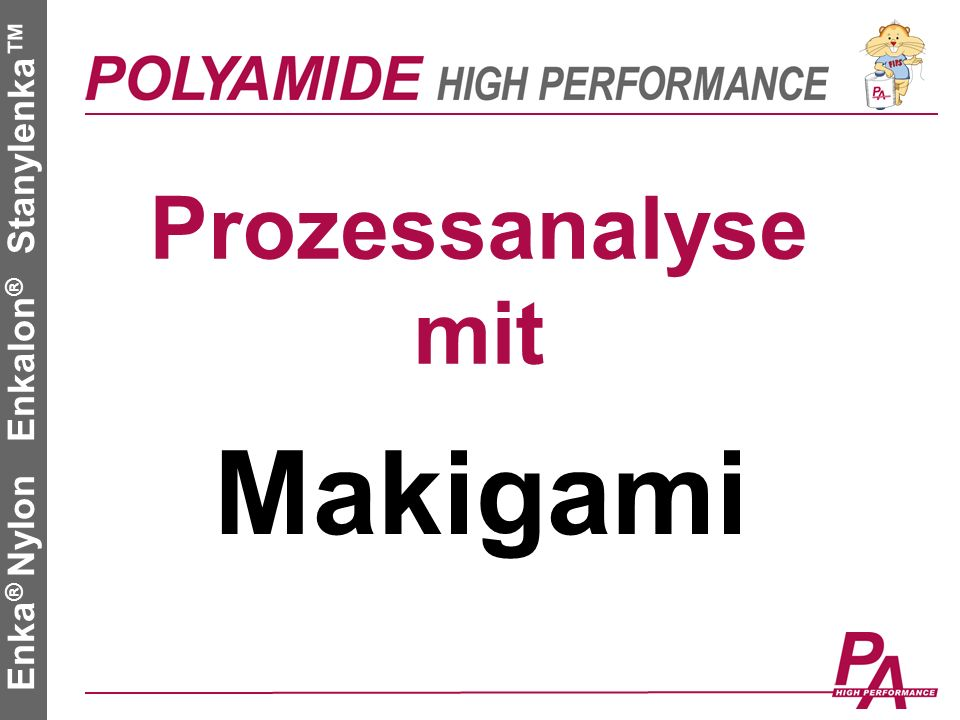 Prozessanalyse mit Makigami