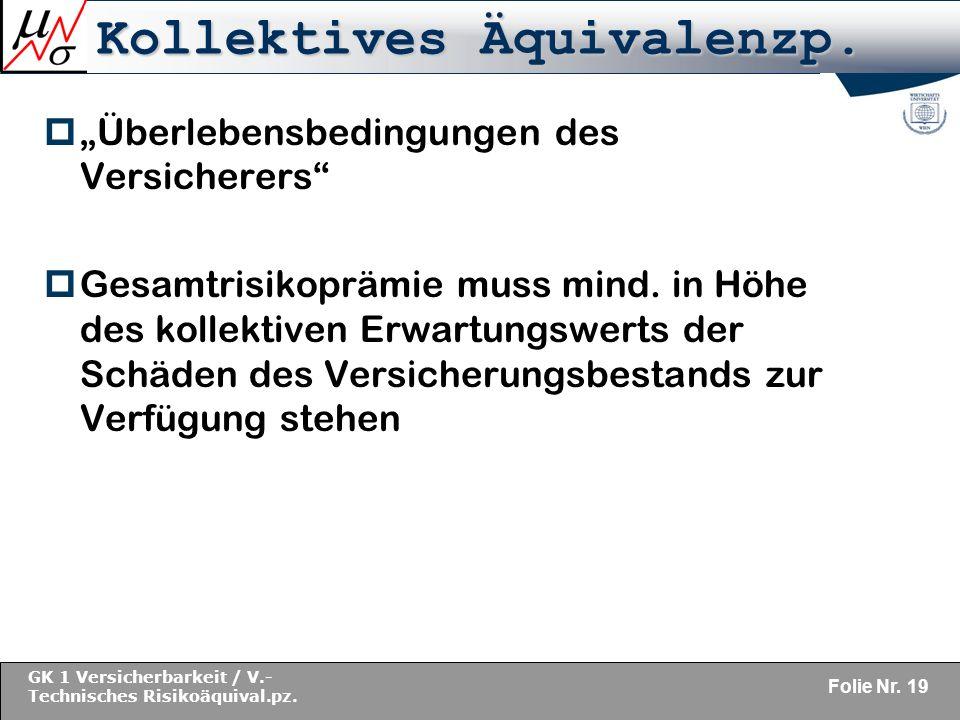 Kollektives Äquivalenzp.