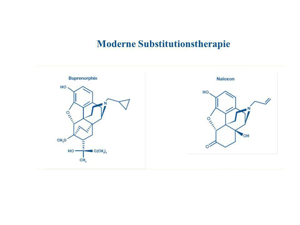 Moderne Substitutionstherapie