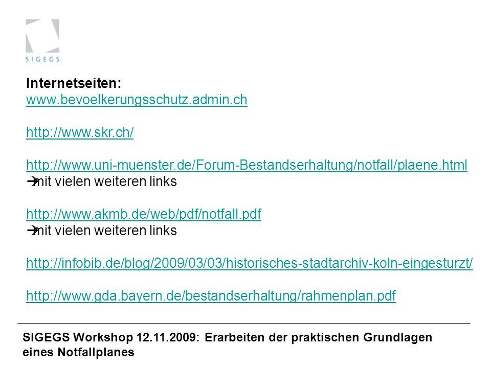 mit vielen weiteren links http://www.akmb.de/web/pdf/notfall.pdf