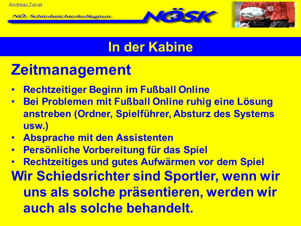 Zeitmanagement In der Kabine