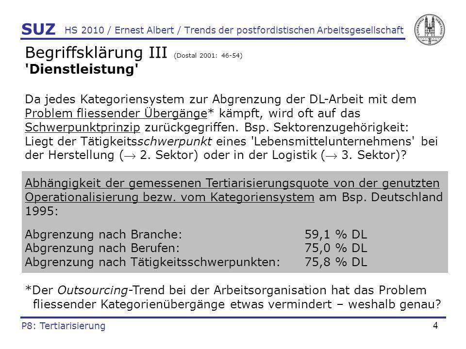 Begriffsklärung III (Dostal 2001: 46-54)