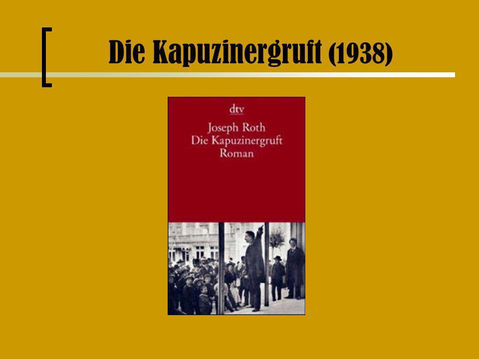 Die Kapuzinergruft (1938)
