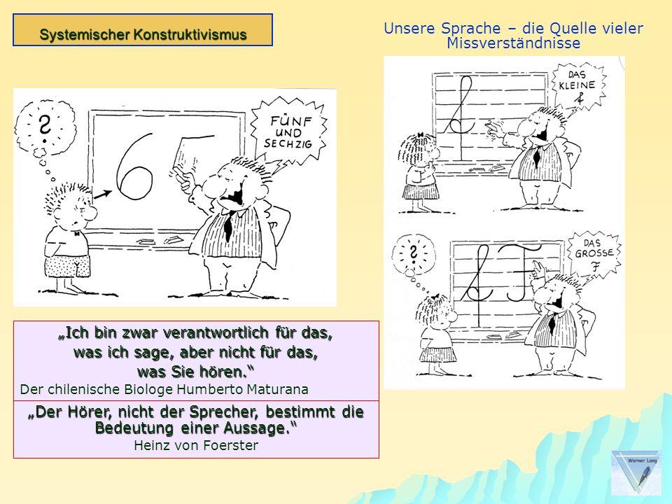 Systemischer Konstruktivismus