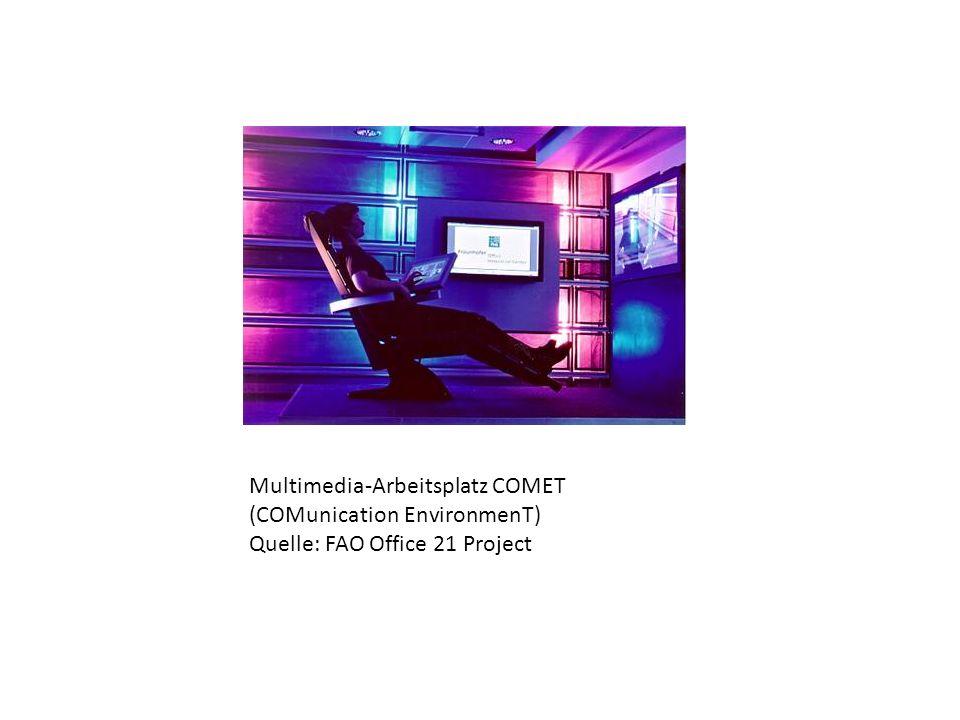 Multimedia-Arbeitsplatz COMET (COMunication EnvironmenT)