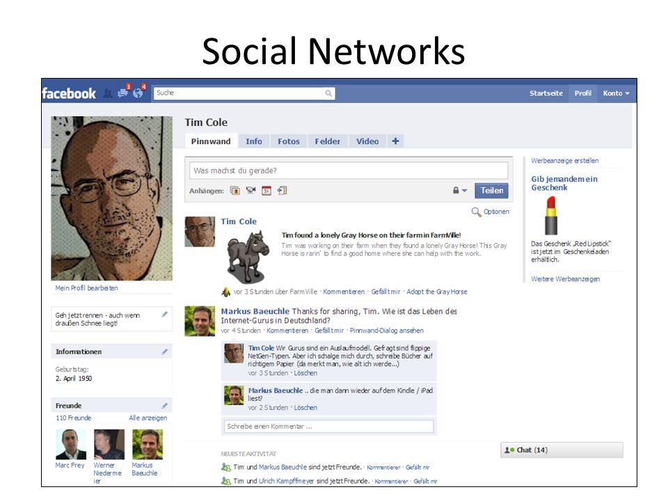 Social Networks 22