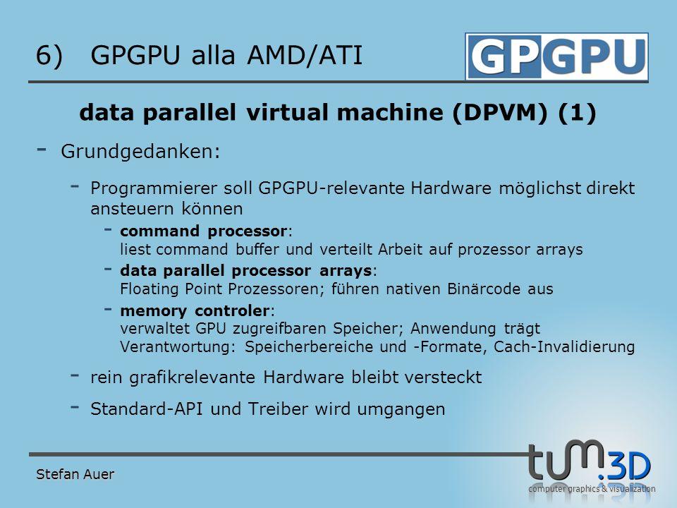 data parallel virtual machine (DPVM) (2)