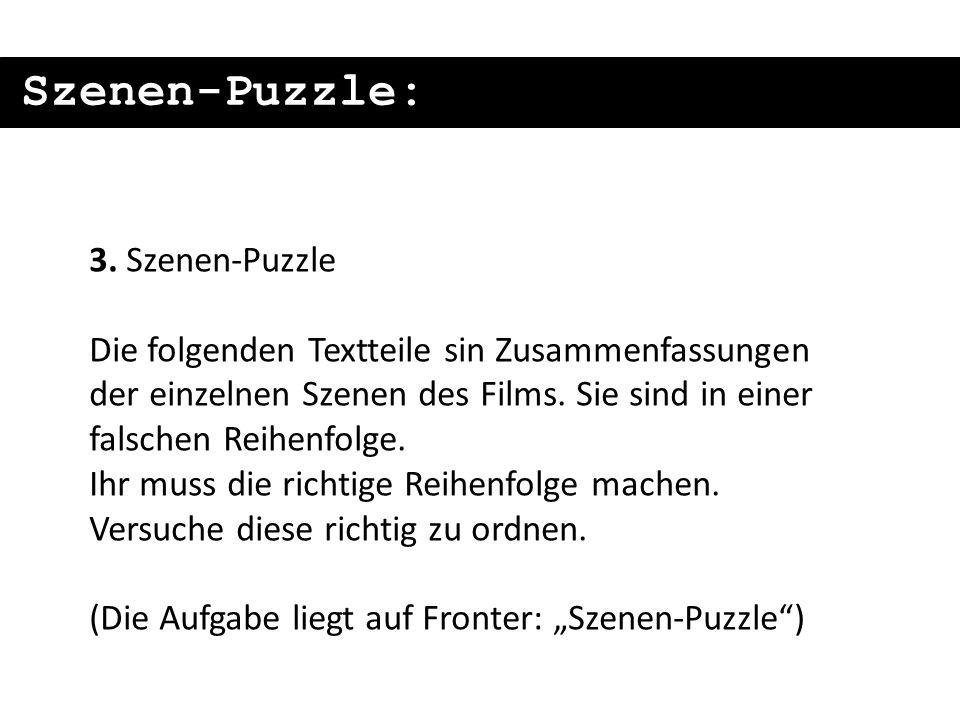 Szenen-Puzzle: 3. Szenen-Puzzle