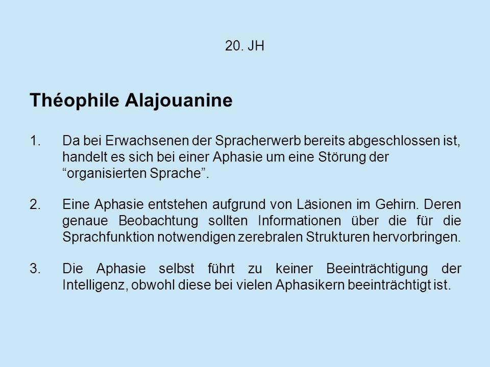 Théophile Alajouanine