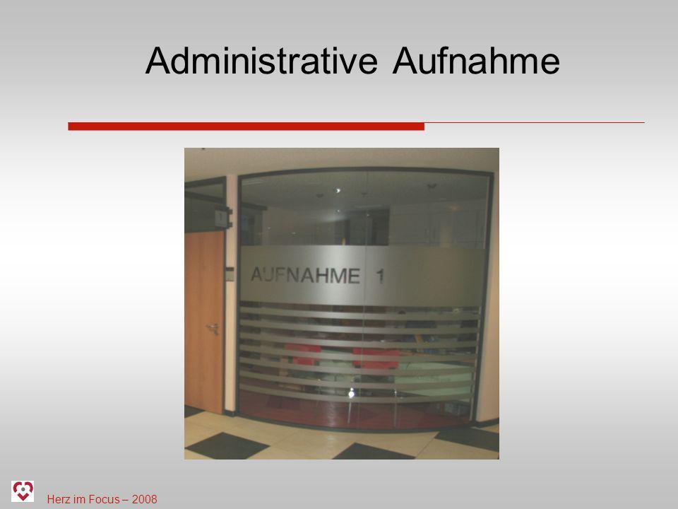 Administrative Aufnahme