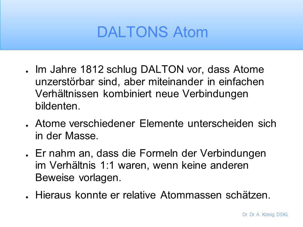 DALTONS Atom