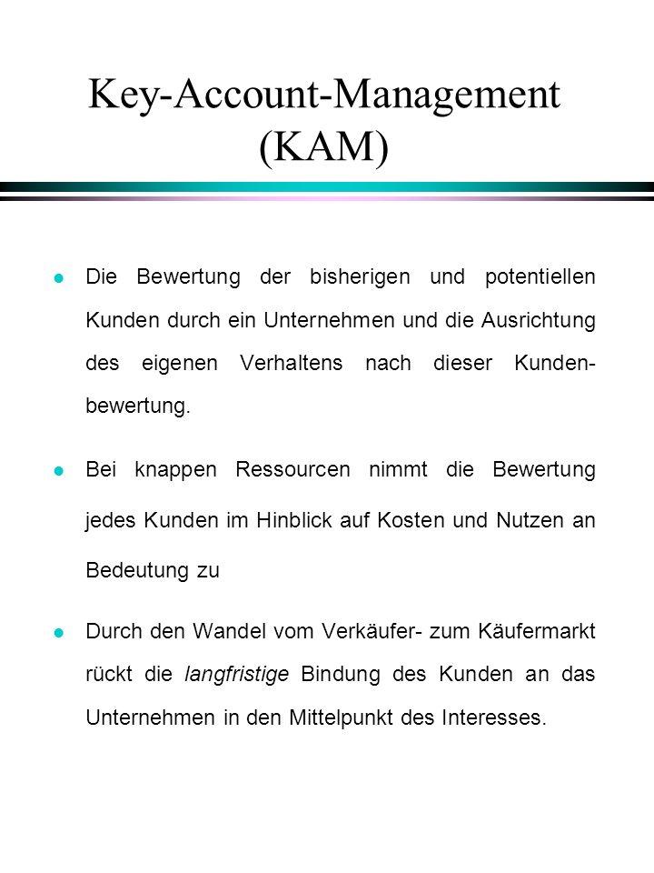 Key-Account-Management (KAM)
