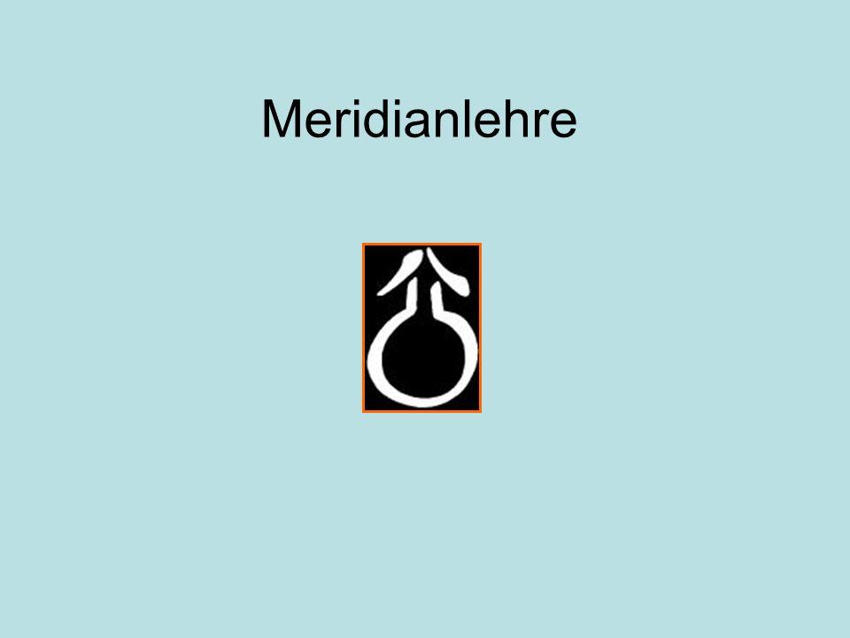 Meridianlehre